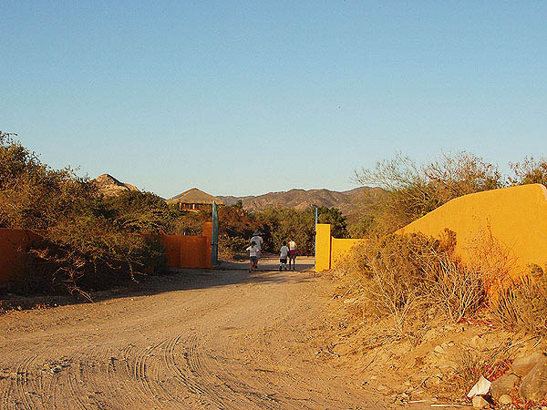 turquoise gate baja